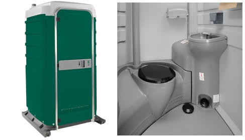 Toaleta ecologica portabila