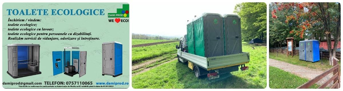 inchiriere vindem toalete ecologice alba