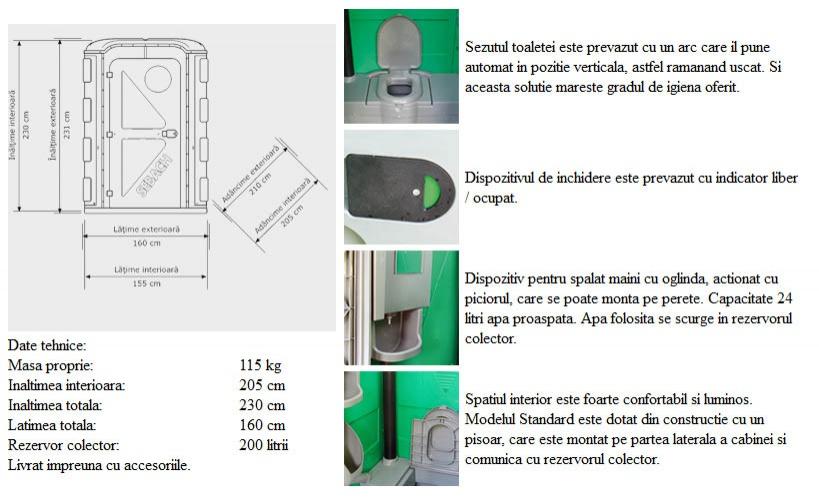 toaleta ecologica bucuresti